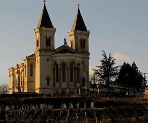 Eglise Régnié Durette