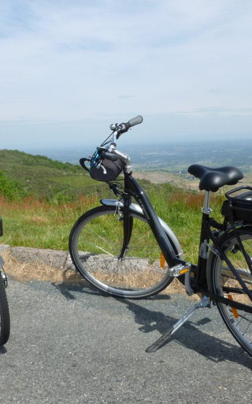 vélo Beaujeu