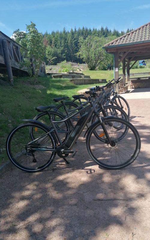 Vélo Col de Crie
