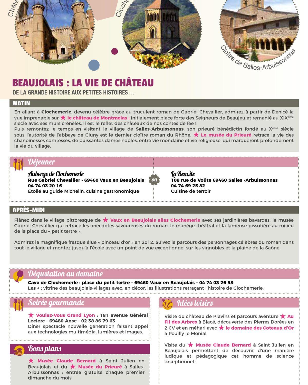 carnet de voyage 2019 - beaujolais - page 2