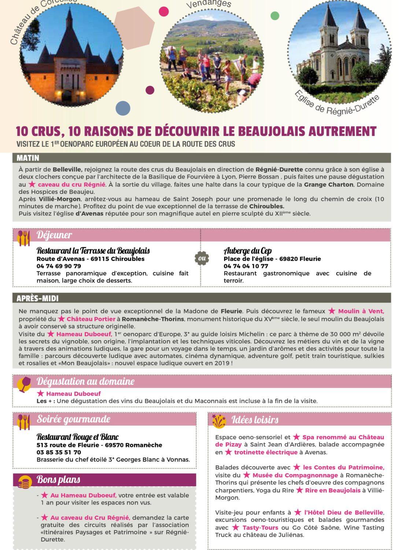 carnet de voyage 2019 - beaujolais - page 5