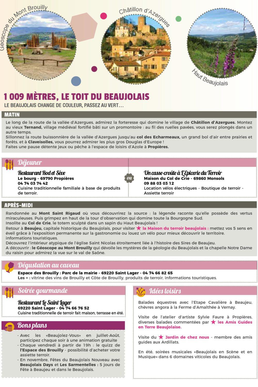 carnet de voyage 2019 - beaujolais - page 6