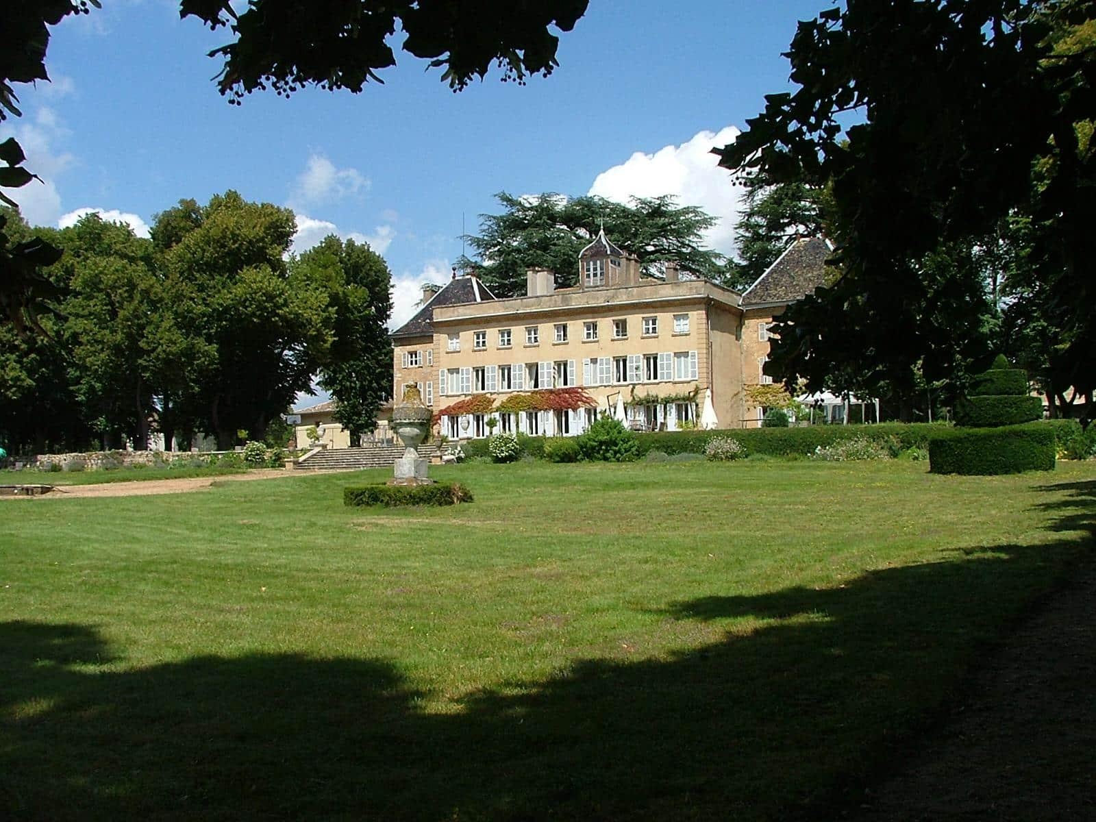 chateau longsard_hébergement_chambre_1