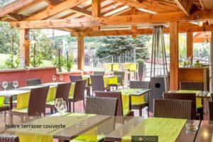 hotel bnurnichon terrasse