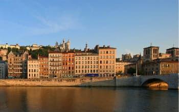 Itinéraires à Lyon