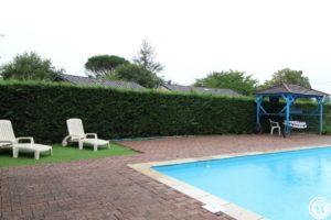 maison bonheur piscine