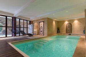 piscine interieure 30 degres - Gael MARLIER