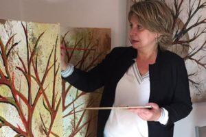 sandrine vadrot peintre