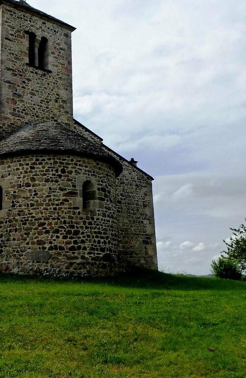 saint christophe la montagne - Randoland